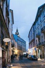 krakowska ulica