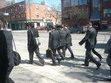 Grupa biznesmenów